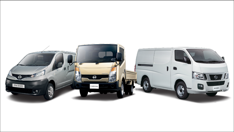 Nissan commercial vehicles nissan singapore business made easy aloadofball Gallery