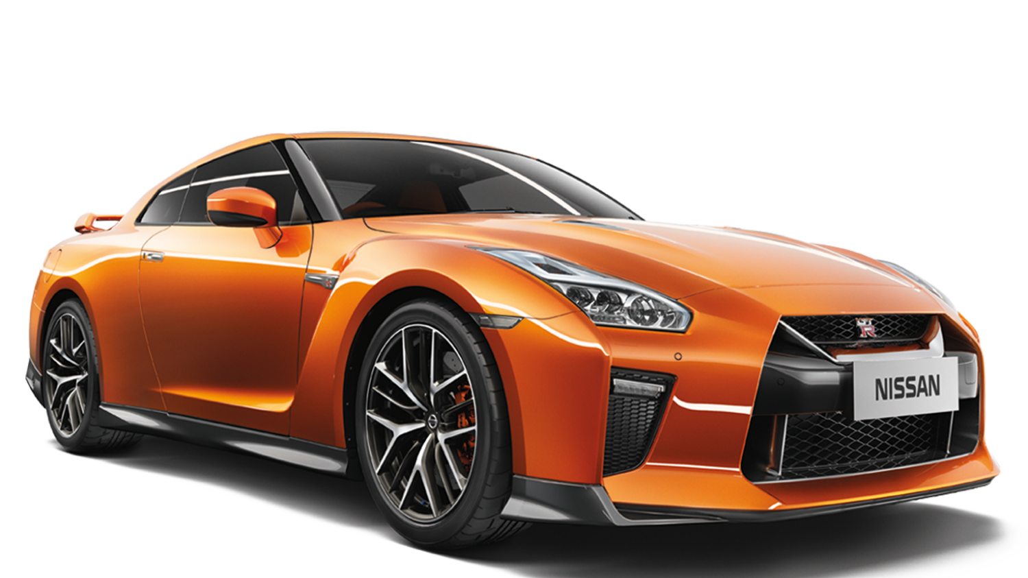 GTR supercar - legendary exhilaration awaits