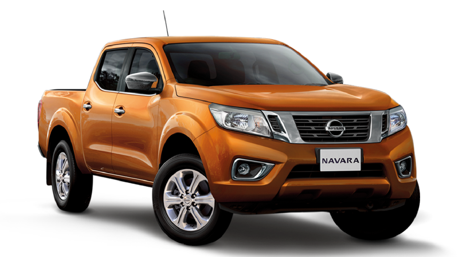 Navara Pickup King