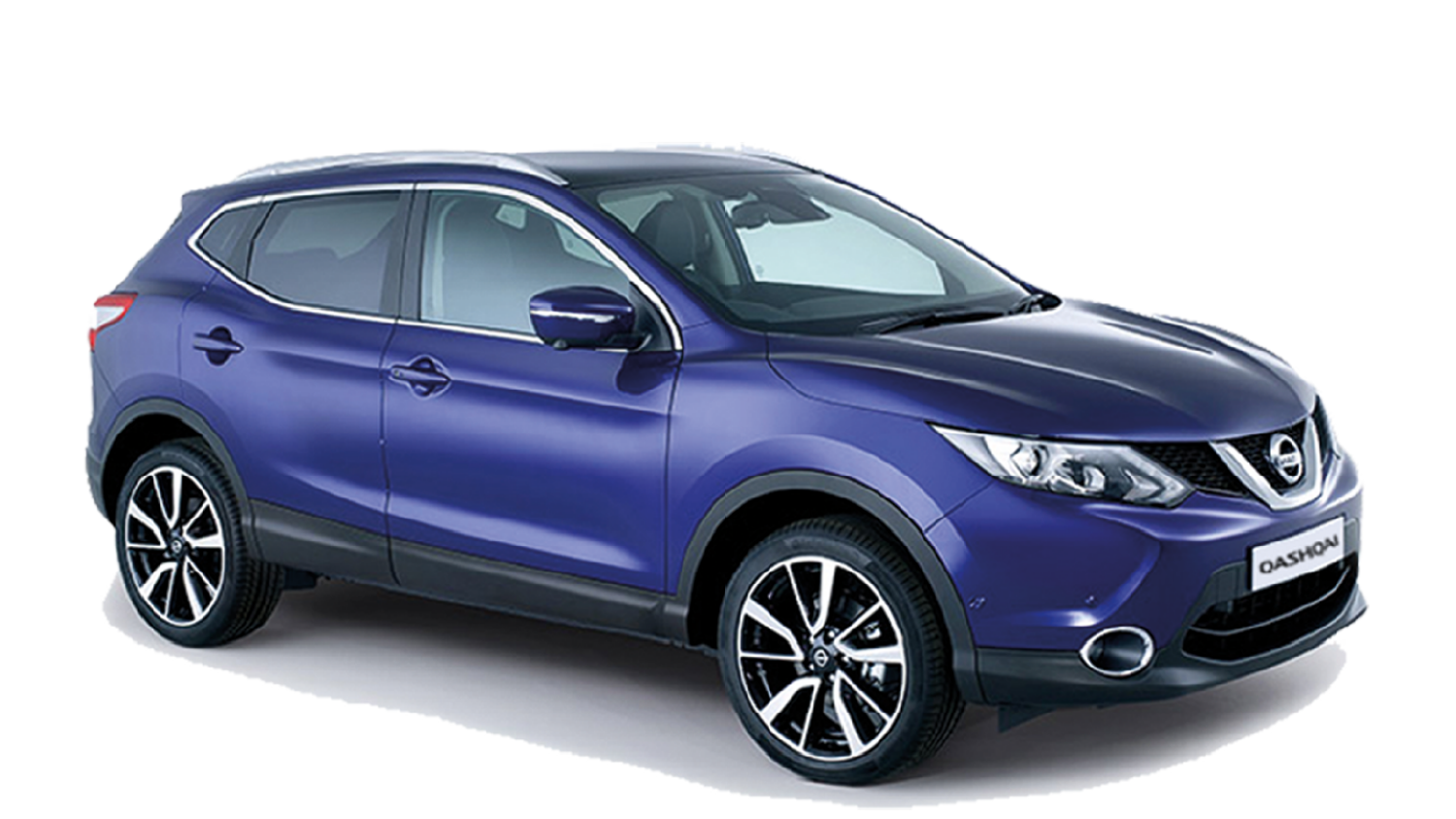 Qashqai crossver 1.2L turbocharged