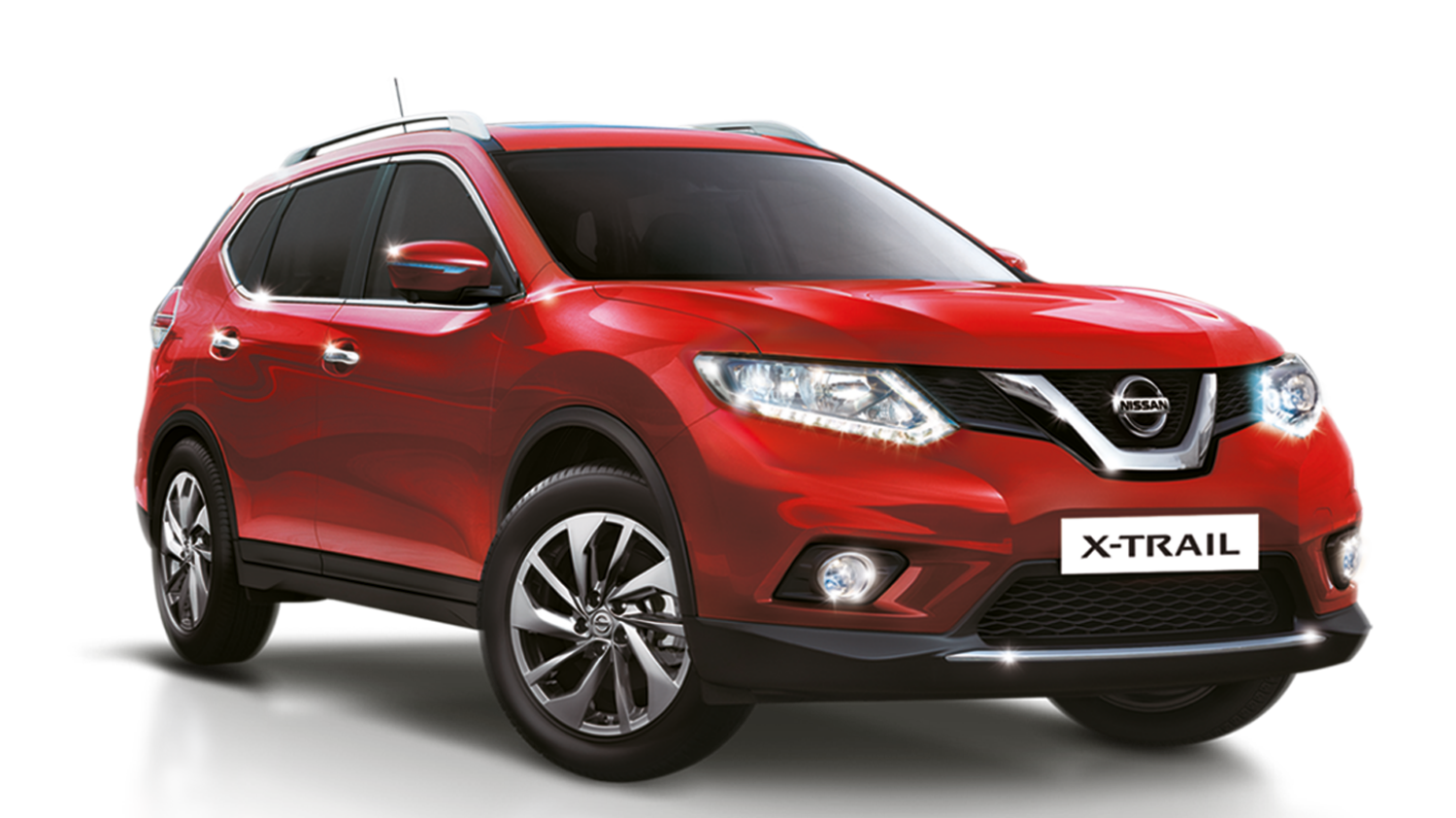 X-Trail versatile 7-seater crossover