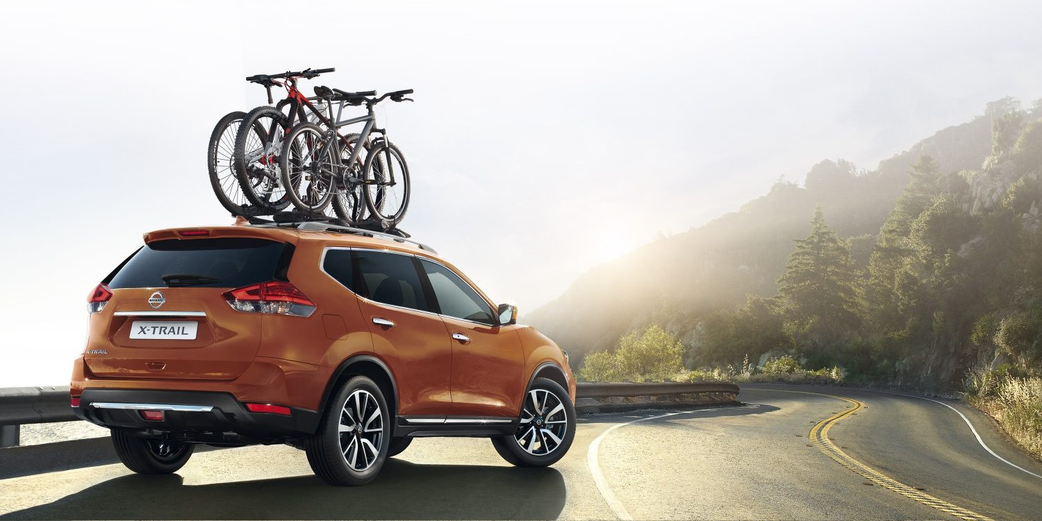 New Nissan X-Trail Adventures