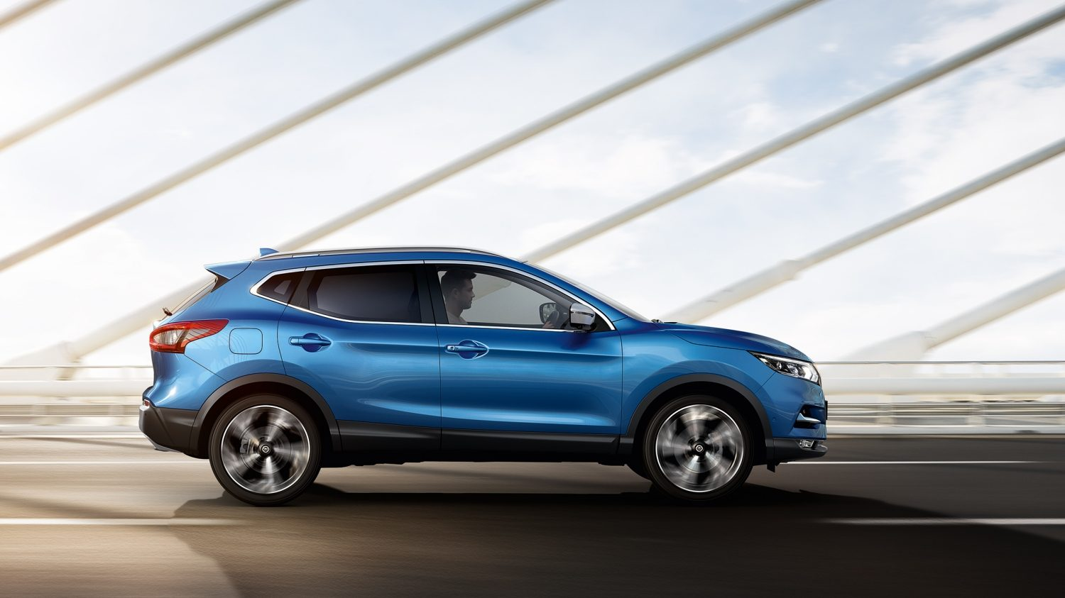 New Nissan Qashqai driving performance