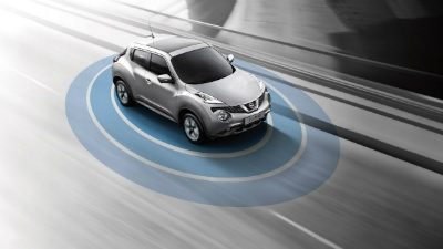 Nissan Juke - NISSAN SAFETY SHIELD