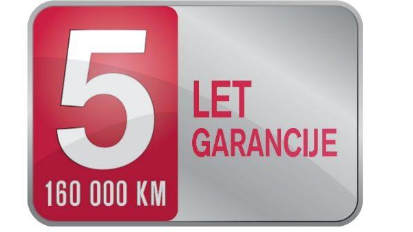 5 let garancije