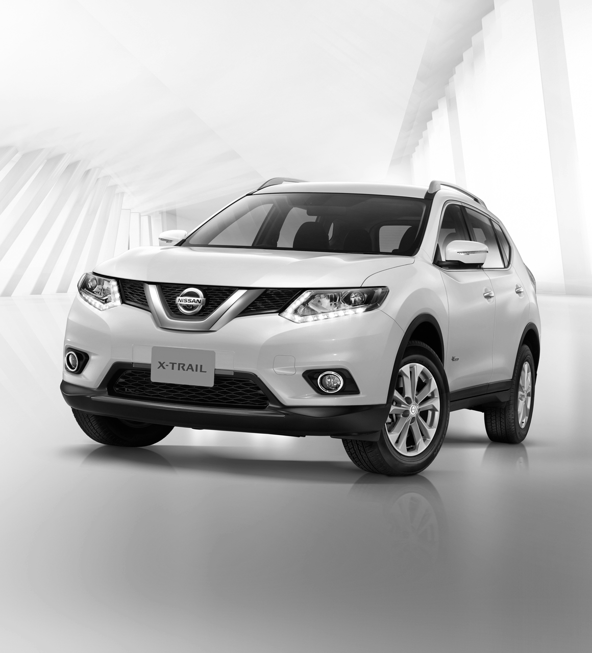 New Nissan X-Trail Hybrid