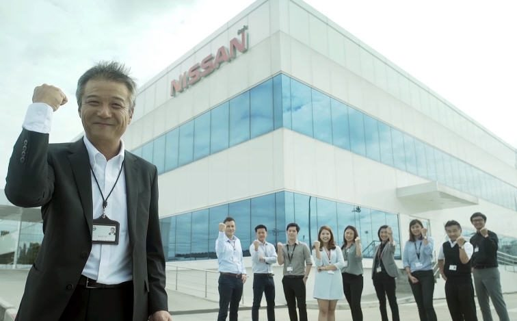 Explore some job excitements in Nissan