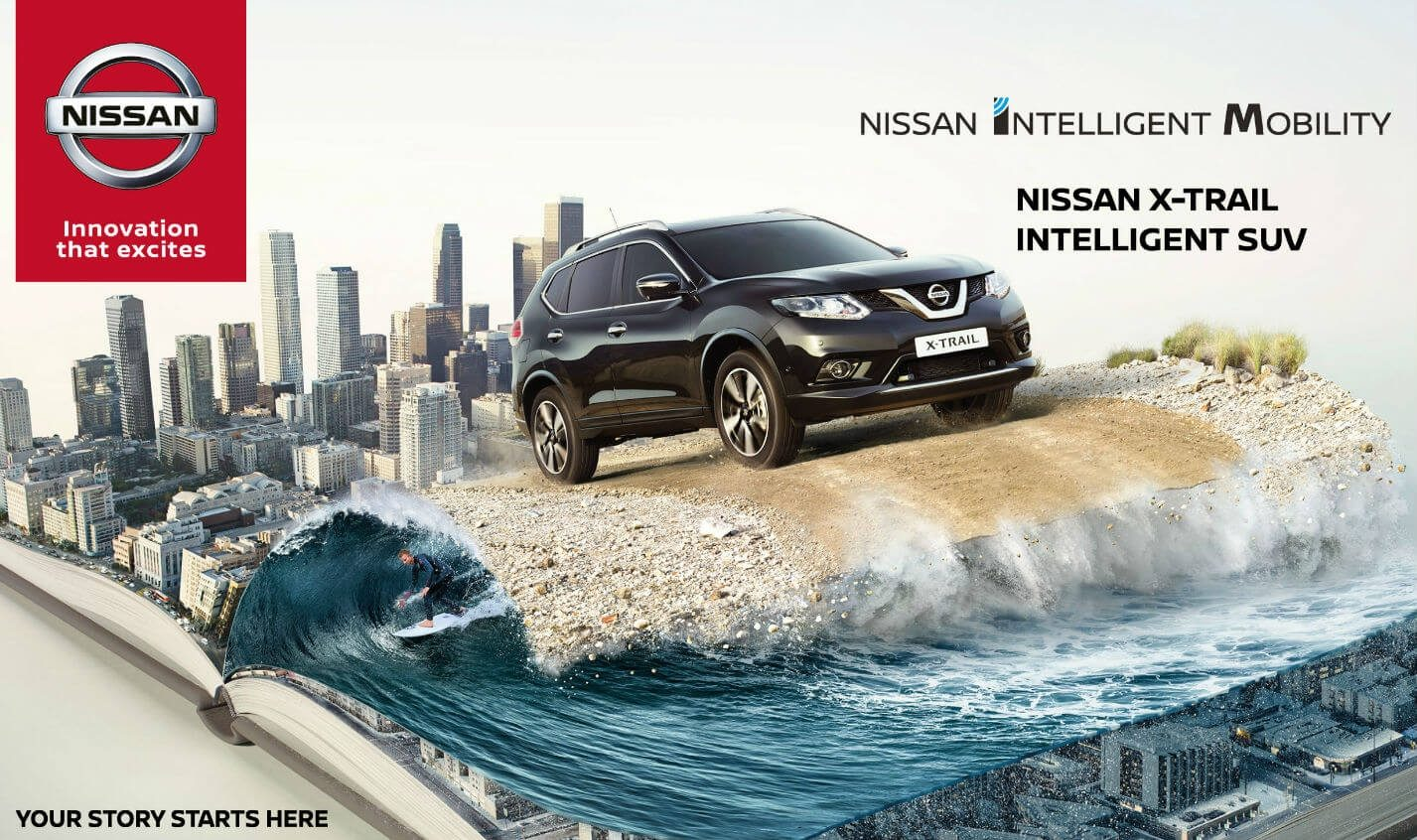 NISSAN X-TRAIL INTELLIGENT SUV