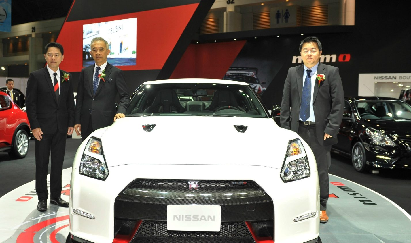 Nissan Joins Bangkok International Auto Salon 2016
