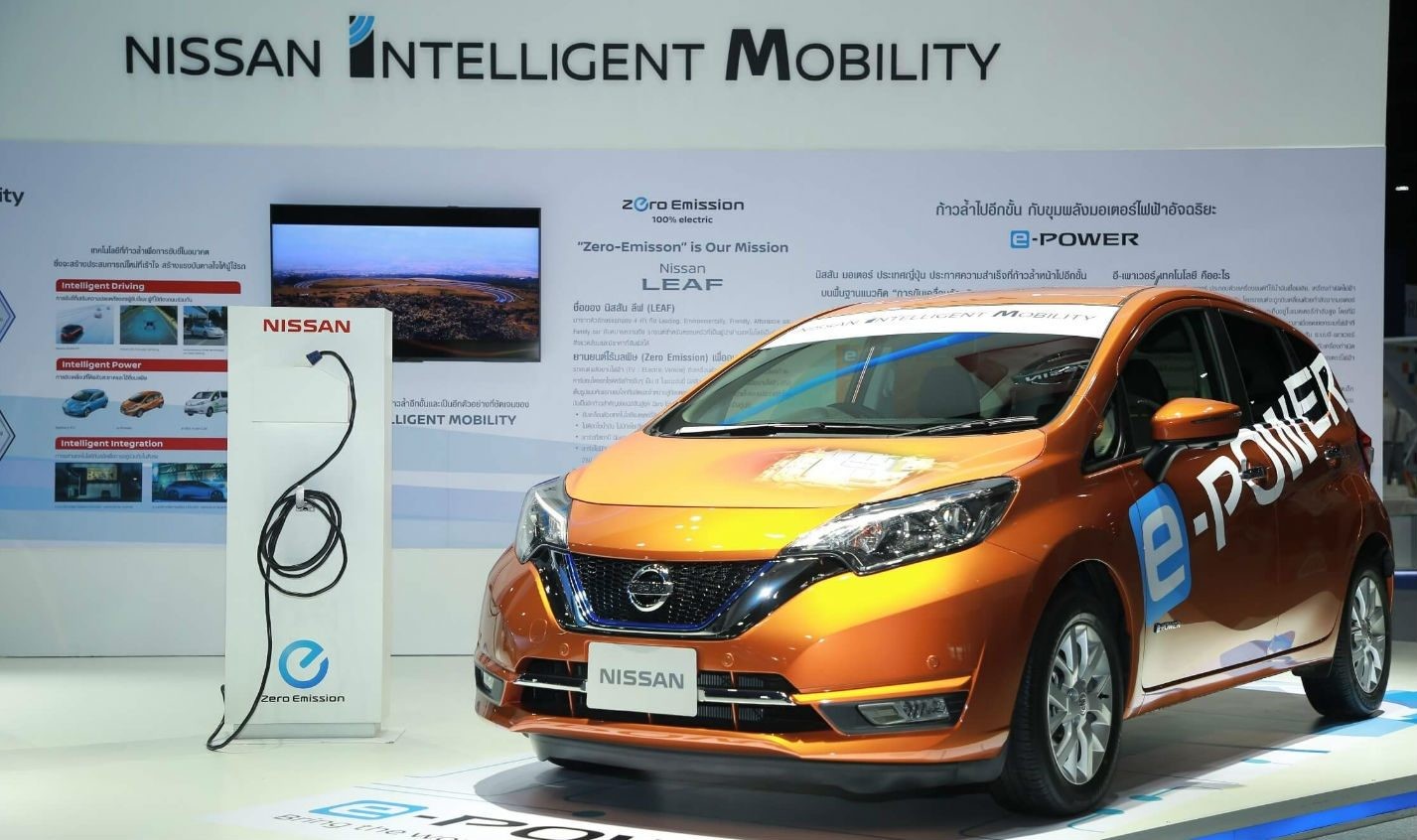 Nissan to showcase latest innovations at Thailand Industry Expo 2017