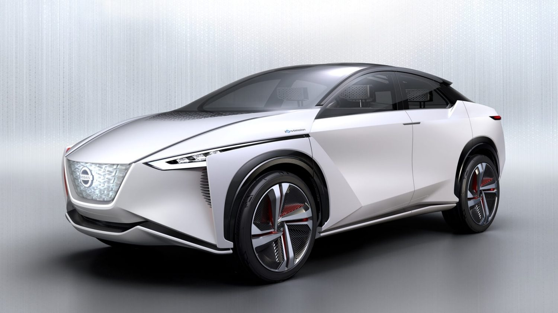 Nissan Unveils Imx Zero Emission Concept At Tokyo Motor
