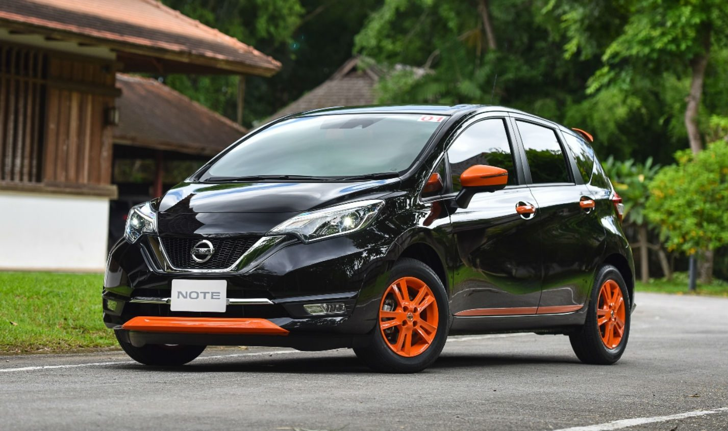 Nissan Note a Top Seller in Japan