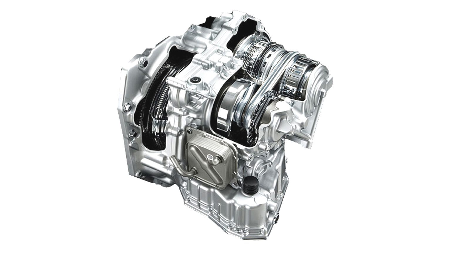 CONTINUOUSLY VARIABLE TRANSMISSION (CVT) D-STEP