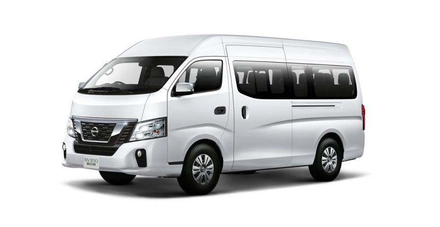 Nissan urvan, les photos