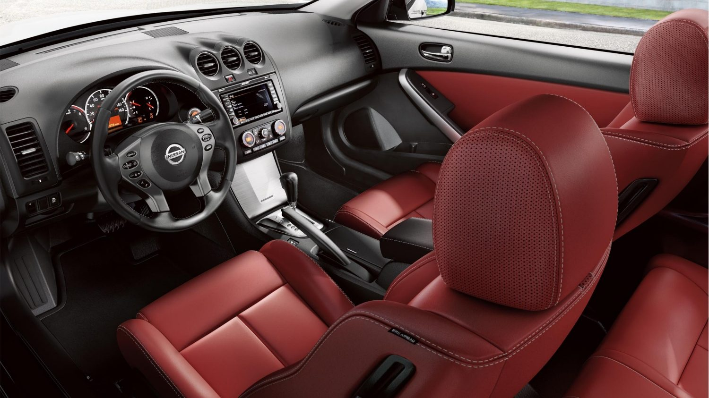 altima coupe 2 door coupe sedan cars nissan usa. Black Bedroom Furniture Sets. Home Design Ideas
