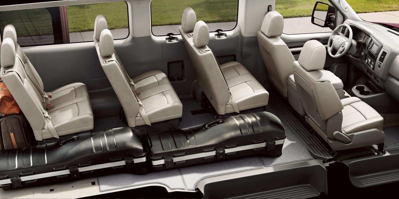 Nissan Nv2500 For Sale >> 2018 NV Passenger Van NV 3500 | Nissan USA