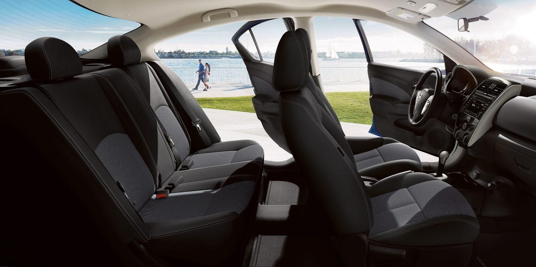 2018 Versa | Subcompact Sedan | Nissan USA