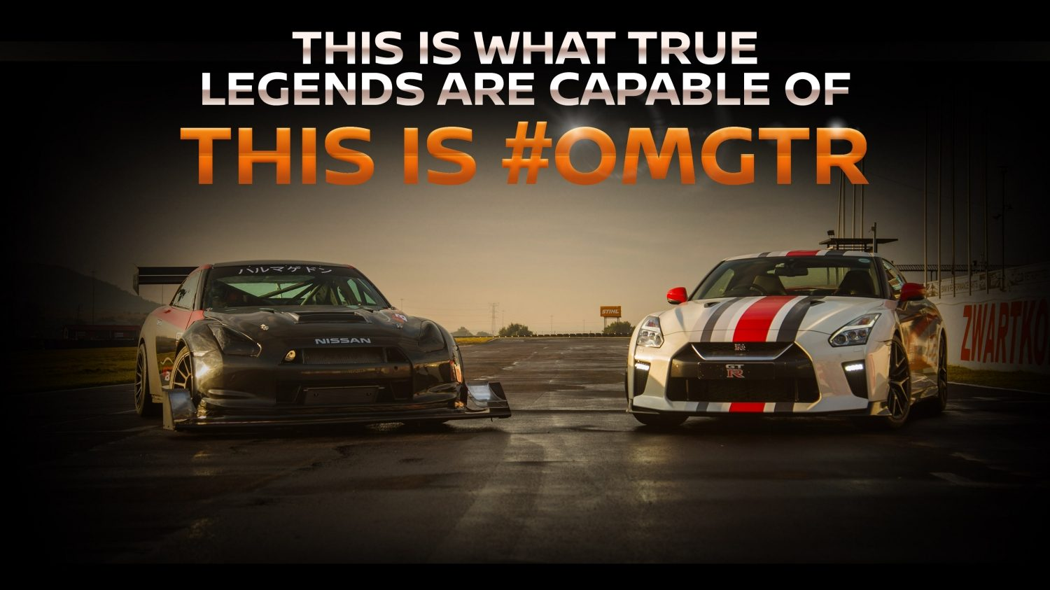 With top drivers and vehicles contending for the king of the hill title at simola competition was fierce but the gt r conquered both the competition and
