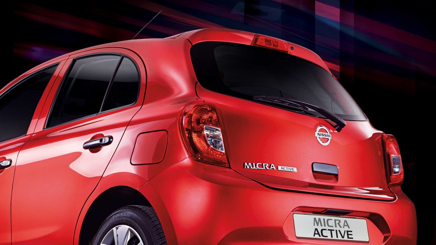 Stop Lamps - Micra Active