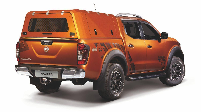 Navara - Canopy1  sc 1 st  Nissan South Africa & New Navara Accessories | Nissan South Africa