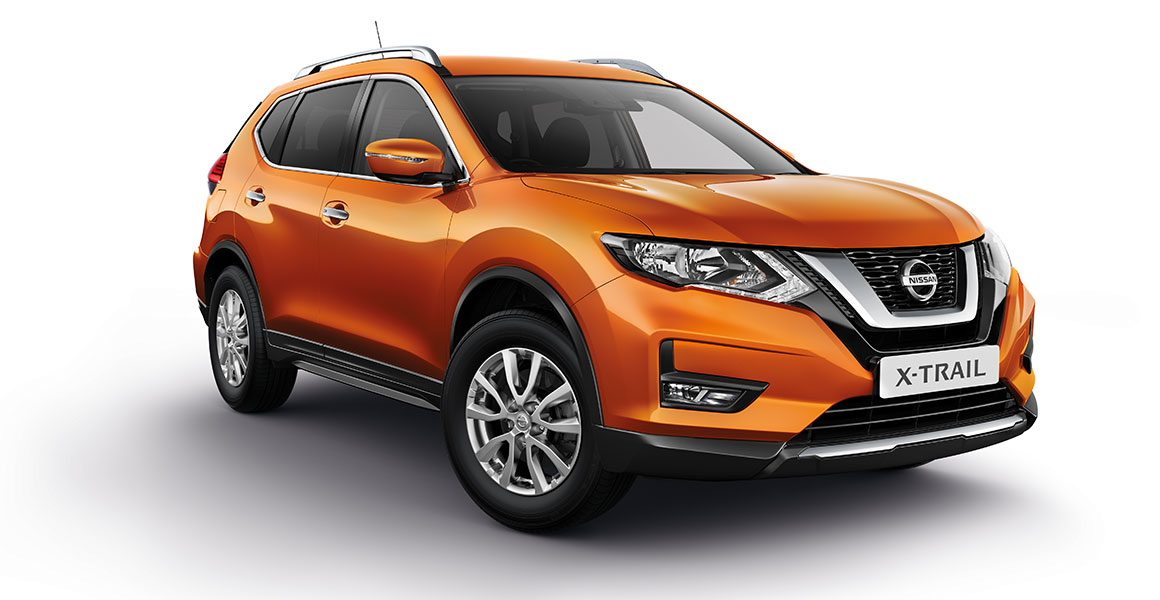 New X Trail Specifications Nissan South Africa
