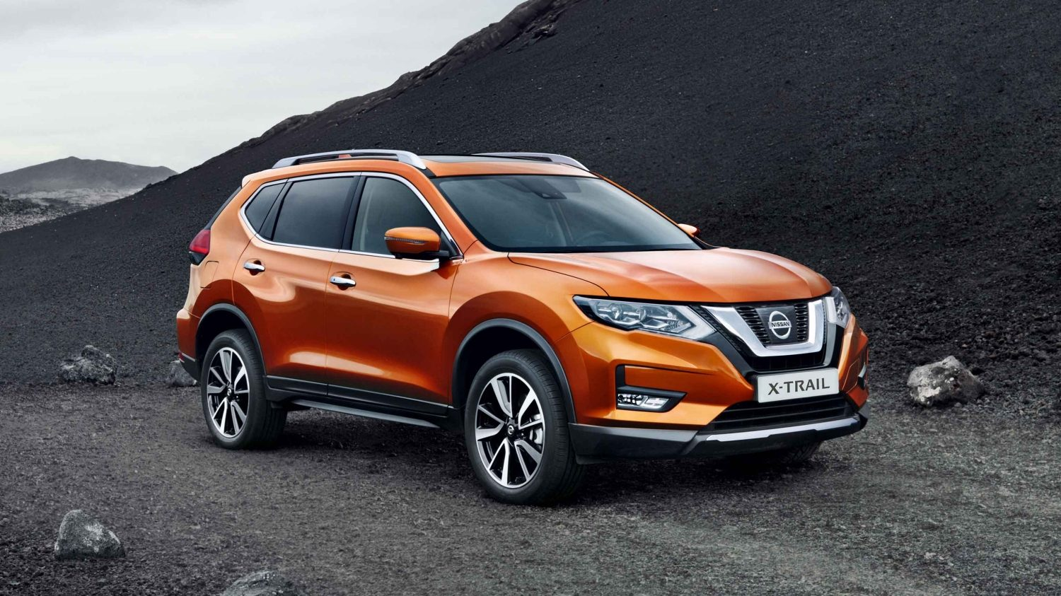 2018 nissan x trail stl future cars release date. Black Bedroom Furniture Sets. Home Design Ideas