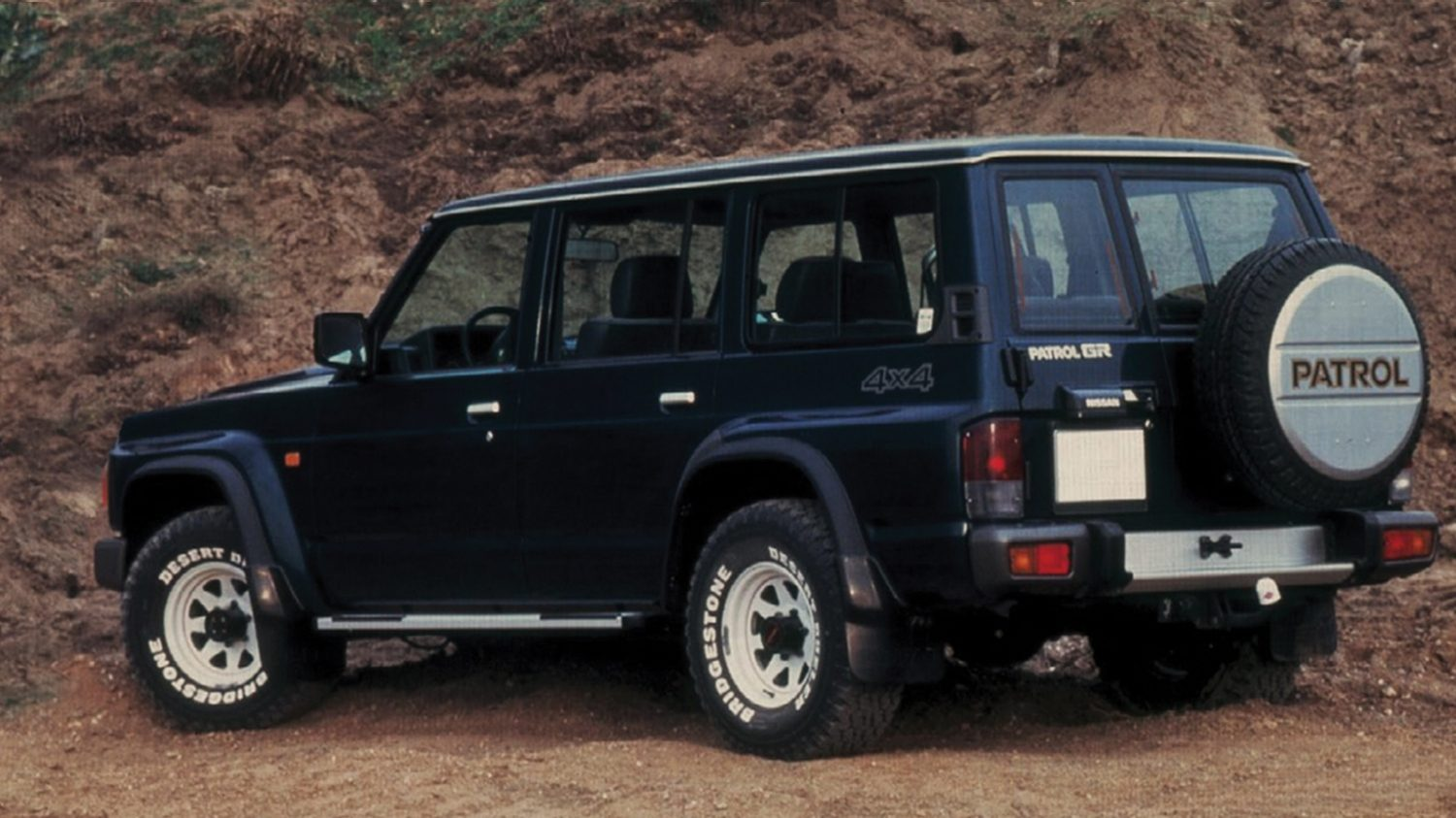 Nissan Patrol Safari Off Road 4x4 Legendary Suv Nissan