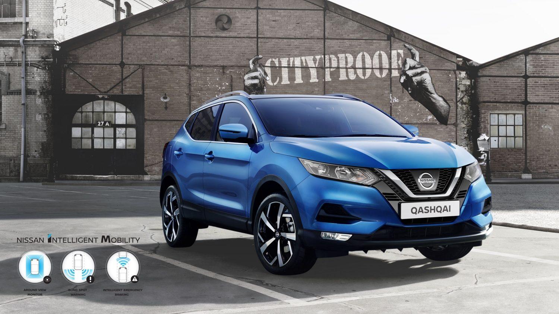 New Qashqai | Nissan South Africa