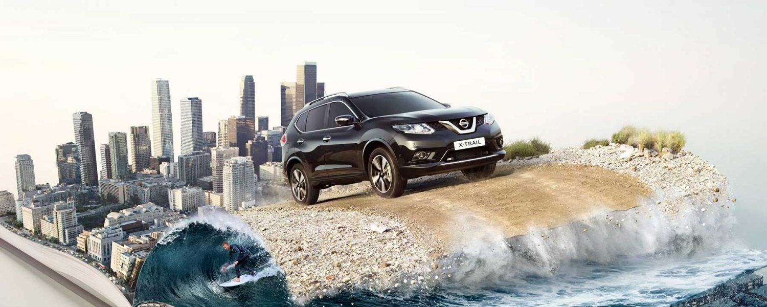 Nissan X-Trail - Life's Waiting